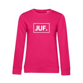 Fuchsia JUF. Ladyfit Sweater Klas