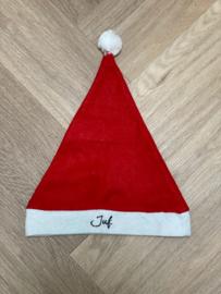 Rode JUF. Kerstmuts Krijt