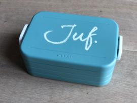 Nordic Green JUF. Lunchbox Krijt