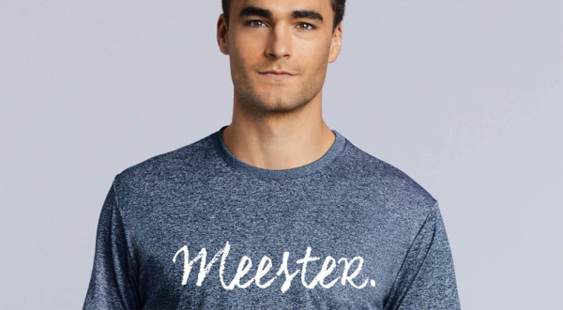 MEESTER. Sportshirts
