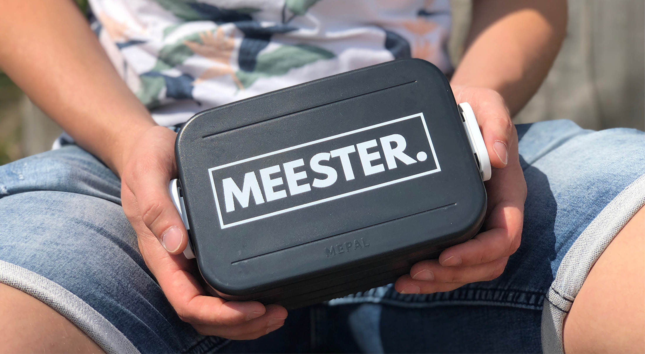 MEESTER. Lunchbox