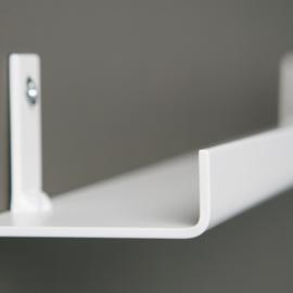 Wandplank metaal