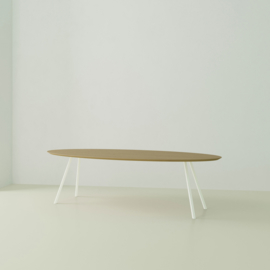 Eettafel Slim Co ovaal