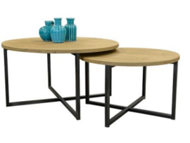 Salontafel set van 2