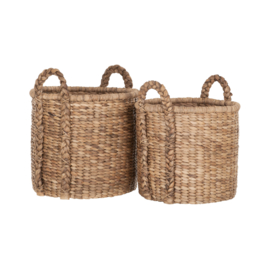 Colony basket round high