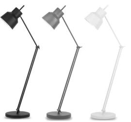 Iron belfast vloerlamp
