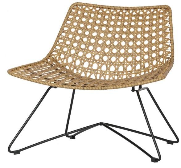 Wave fauteuil