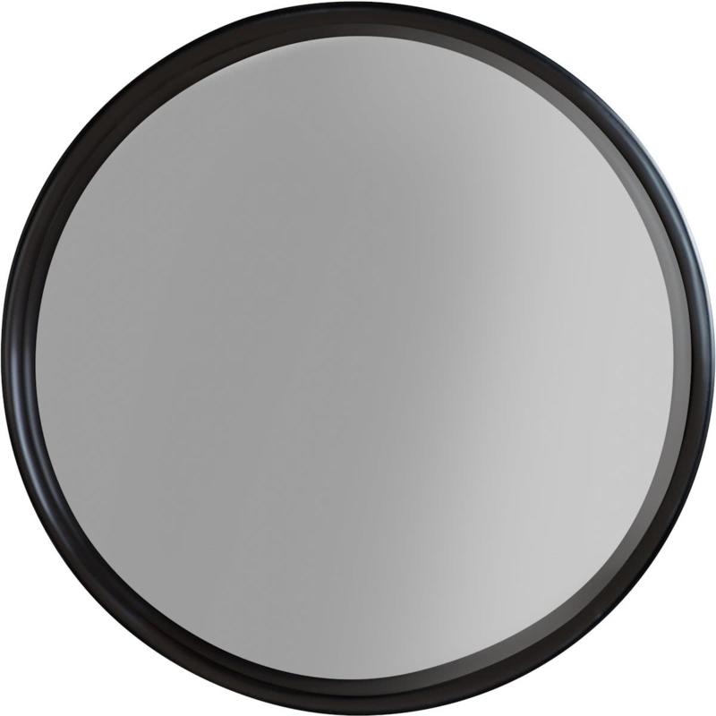Ronde spiegel Raj – Metaal groot
