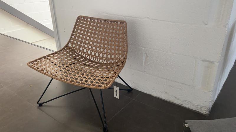 Showmodel fauteuil Weave