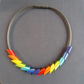 Collier multicolor