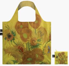 Opvouwbare shopper / Van Gogh / Zonnebloemen