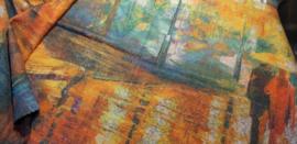 Kleurrijke sjaal
