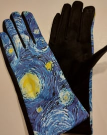 Handschoenen Van Gogh, Sterrennacht