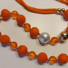 Lange Ketting oranje