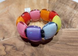 Armband multicolor Zsiska