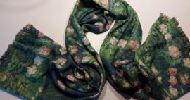 Sjaal Monet versus Manet