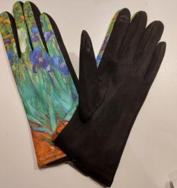 Handschoenen Van Gogh, Irissen