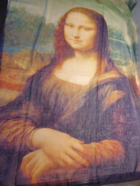 Sjaal Mona Lisa