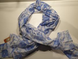 Katoenen sjaal