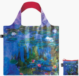Opvouwbare shopper / Monet / Waterlelies