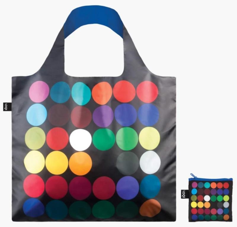 Opvouwbare shopper /Poul Gernes / Dots