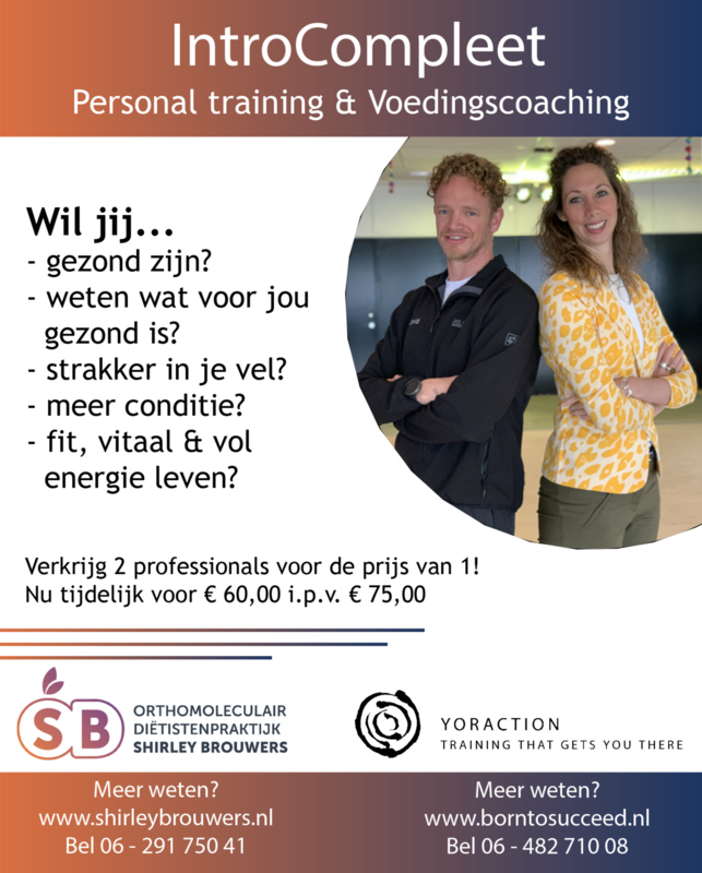 Personal training & Voeding