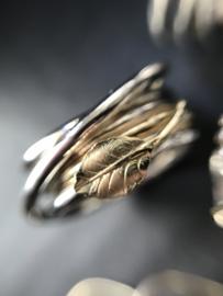 Basis ring 3-4 of 5 wikkels