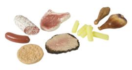 Vleesset | Educo | 12-delig
