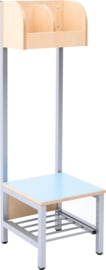 Flexi smalle garderobe met frame 2, hoogte: 26 cm