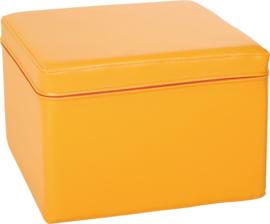 Gemeenschappelijke blokken 35x35x25 - Oranje