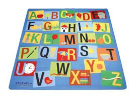 Speelmat alfabet