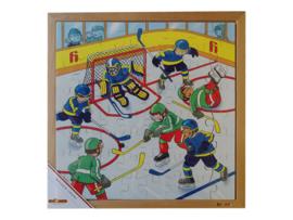 Puzzel ijshockey