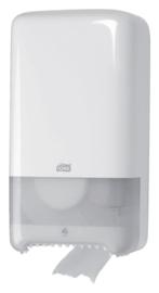 Dispenser Tork T6 557500 Mid-size toiletpapier wit