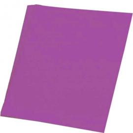 Knutselpapier paars