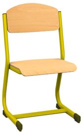 NIC stoel -  geel maat 2-6