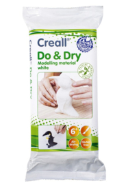 Klei Creall do & dry wit