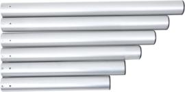 Poten voor tafelblad, hoogte 70 cm