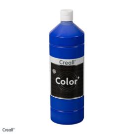 Creall-color schoolverf 1000cc ultramarijn