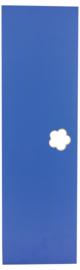 Deur voor garderobe Mariposa blauw
