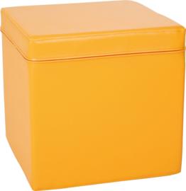 Gemeenschappelijke blokken 35x35x35cm - Oranje