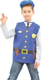 Verkleedpak - politieagent