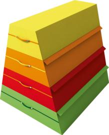 Foam  Gymbox 110x100cm 4dlg