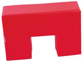 Foam U-brug - rood
