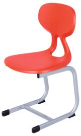Livia hangstoel maat 5 of 6  rood