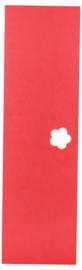 Deur voor garderobe Mariposa - rood
