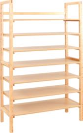 Flexi stelling kast voor educatieve hulpmiddelen, 160 cm