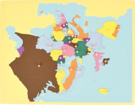 Europa kaart