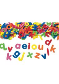 Foam alfabet  zelfklevend assorti 380 stuks
