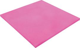 Geluiddempend vierkant - kauwgom, 20 mm