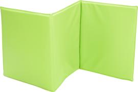 Gymnastiekmat 155 x 62 cm - groen